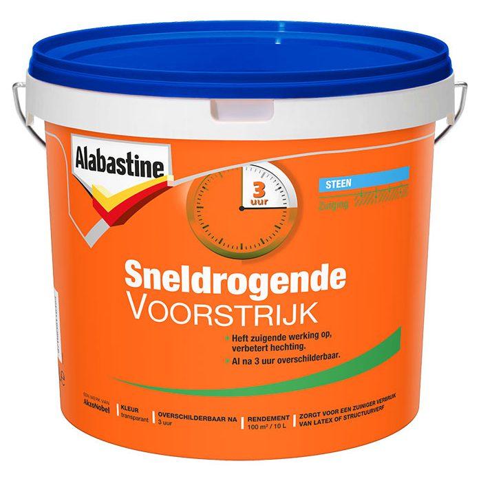 Alabastine Voorstrijk Sneldrogend 10L