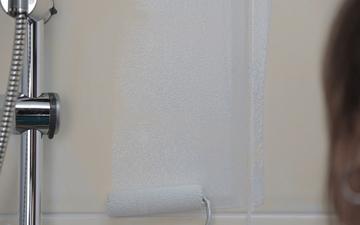 Warmwaterbestendige Tegellak (2 Komponenten) - Alabastine