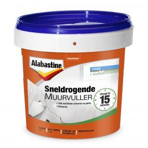 Alabastine Sneldrogende Muurvuller 1kg